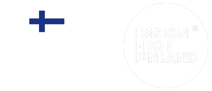 avainlippu ja design from finland -tunnukset